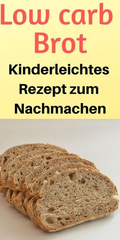 Low Carb Brot (Rezept) – sehr einfach und schnell zuzubereiten Food – Low Carb – rezepte Low carb bread (recipe) very easy and quick to prepare Food Low Carb Low Carb Recipes, Bread Recipes, Soup Recipes, Dinner Recipes, Dessert Recipes, Quick Recipes, Vegan Recipes, Lowest Carb Bread Recipe, Low Carb Bread
