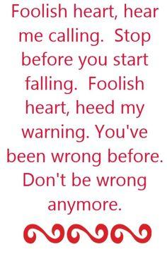 Steve Perry - Foolish Heart - song lyrics, song quotes, songs, music lyrics, music quotes, music lyrics