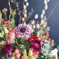 Quelle crâneuse cette scabieuse ! #fleuristebordeaux #fleuriste #bouquet #avrilmai #fleuristemariage #flowershop