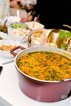 Hej bästa ni! Jag kämpar på här med min förkylning. Usch vad det är tråkigt när man känner hur energin i kroppen… Lebanese Recipes, Lchf, Garam Masala, Everyday Food, Bombay, Love Food, Sweet Potato, Meal Prep, Chicken Recipes