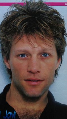 Jon bon jovi my blond haired blue eyed angel where have you been all of my life. Jon Bon Jovi, Bon Jovi Pictures, Bon Jovi Always, Shaggy Long Hair, Young Celebrities, Celebs, Great Smiles, Pop Singers, Perfect Man