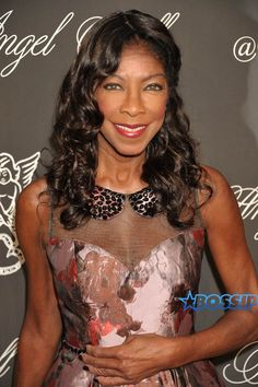 WENN Natalie Cole Angel Ball