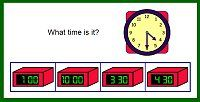 Free time games to help children learn to tell the time, including reading digital and analogue clocks and calculating elapsed time. Lots of activities to make telling the time fun. Math Help, Fun Math, Math Games, Telling Time Online Games, Learn Math Online, Online Stories, Math Magic, Time Games, What Time Is