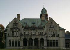 Verlassenes Herrenhaus