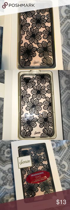 iPhone 6 Plus sonix case Bought for my iPhone 6 Plus, used a few times then got a new iPhone. Great condition no tears. Has original box and packaging sonix Accessories Phone Cases