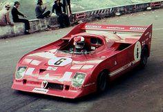 Alfa Romeo 33 TT12 A.De Adamich - R.Stommelen