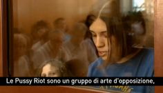"""Pussy riot - a punk prayer"" 2013 Mike Lerner, Maxim Pozdorovkin"