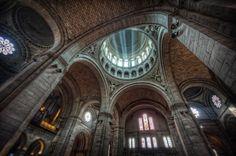 Basilique du Sacre Couer #HDR #Photos