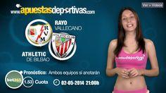 Pronóstico para el Rayo Vallecano vs. Athletic de Bilbao #ligaBBVA