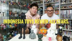 I finally have the chance to gather all of my Indonesia toy collection together. My collection is like an all-star game, each of them is an original design with the artist's personal signature. During my first trip to Indonesia, I was so inspired by many talented local artists. I broke up the footage into two parts in order to explain each artist and the story behind their piece.https://youtu.be/3_SyMDCTUDc #Nakanarilife #youtuber #youtube #youtube #vlog #vlogger #kongandri #nimbus…