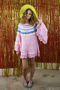 @susiebubble shares Katie Jones Knit newest upcycled #crochet collection