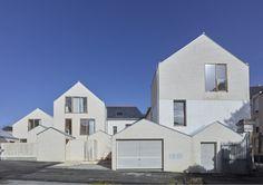 6 Logements à Mauves sur Loire/ Tact Architectes