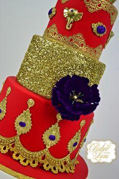 Bollywood Cake <3
