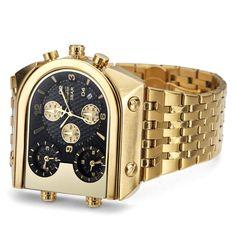 Megatronus Chronograaf Horloge | Gratis verzending | Fort Tempus Accessories, Jewelry Accessories