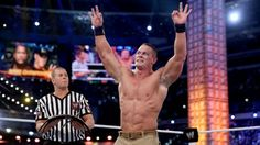 WWE.com: The Rock vs. John Cena: WWE Championship Match: photos #WWE