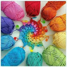 """Okay, so, the title says""""crochet business truths"""" so that's what I'm going to deliver. Running a crochet business is super special! Spiral Crochet, Freeform Crochet, Tunisian Crochet, Crochet Squares, Crochet Motif, Crochet Doilies, Crochet Flowers, Crochet Stitches, Crochet Hooks"""