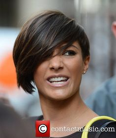 Image detail for -Frankie Sandford of The Saturdays outside the BBC Radio 1 ...