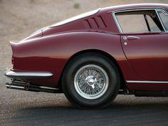 Steve McQueen's Ferrari 275 GTB/4