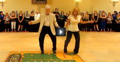 (Video) Charlie & Jackie Had 30 Years Of Dancing Together….Amazing Shag Dancers :) | Most Exciting World
