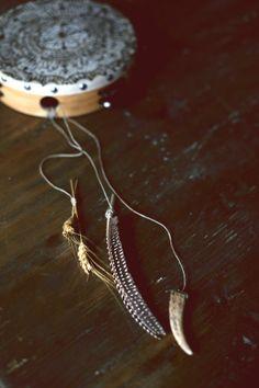 Cherokee's Tambourine