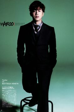 U-Know Yunho: Men's Club Magazine (August Club Magazine, Jung Yunho, Kpop, Tvxq, Kdrama, August 2013, Fictional Characters, Suit, Singers