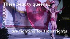 These Beauty Queens are Fighting for Transgender Rights in the Philippines