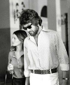 Julie Christie and Warren Beatty, photo by Elio Sorci, Taormina Film Festival, 1969 Warren Beatty, Hollywood Couples, Old Hollywood, Virginia, Julie Christie, Robert Redford, Old Love, Jack Nicholson, Oscar