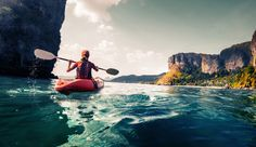3 Tips to Find the Best Adventure for You - The List TV Adventure Travel Companies, Adventure Tours, Kayak For Beginners, Ski Nautique, Kayak Tours, Best Credit Cards, Water Photography, Tour Operator, Wakeboarding