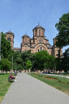 St. Marks kilisesi Belgrad