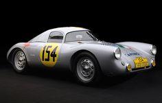 1953 Porsche 550 Le Mans/La Carrera Panamerica Coupe