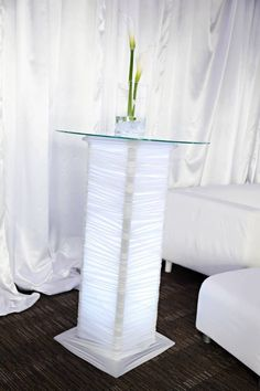 I Do Events is a full service wedding design & rental company with locations throughout central Illinois & Iowa. Central Illinois, Cocktail Tables, Iowa, Wedding Designs, Events, Home Decor, Interior Design, Home Interior Design, Home Decoration