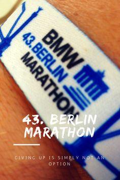 Berlin Marathon, Laufen, Sieger der Herzen Triathlon, Marathon Laufen, Berlin Marathon, Bmw, Giving Up, Running, Half Marathons, Bicycling, Triathalon