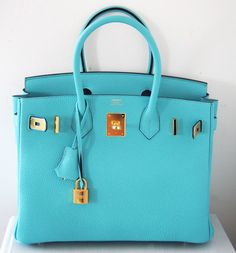 Hermes Birkin 30cm Blue Atoll Leather Bag Ghw Togo Buy Louis Vuitton, Louis  Vuitton Monogram 7fef76d081
