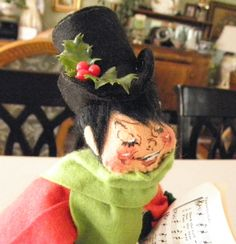 love annalee dolls for the holidays