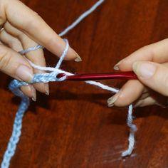 Tutorial for tapestry crochet / chart crochet