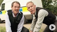Inspector Lewis & his partner