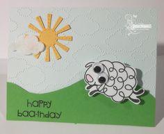 OneCraftyMama Handmade Greetings, Greeting Cards Handmade, I Card, Tuesday, Challenge, Snoopy, Scrapbook, Crafty, Happy