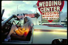 Photo Uwe Ommer Calendrier Mintex 1982 Las Vegas Nevada©