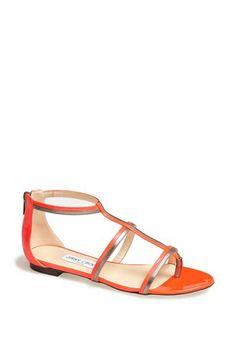 'Tabitha' T-Strap Sandal   Nordstrom @Nordstrom