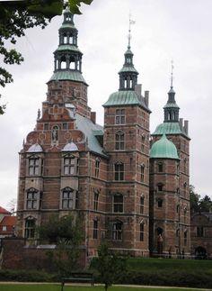 Rosenborg Castle (Danish: Rosenborg Slot), Copenhagen, Denmark Copyright: Mihail Margineanu