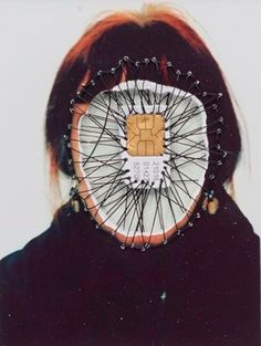 Embroidered Art by Annegret Soltau. Mixed Media Photography, Creative Photography, Art Photography, Photography Sketchbook, Travel Photography, Art Inspo, Inspiration Art, Collage Kunst, Collage Art