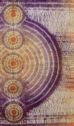 Image result for how to stitch shibori circle