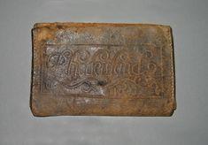 Pocketbook, 1777; Winterthur, 1965.2184