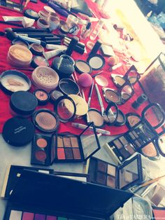 Behind the scenes at our Essence April 2013 cover shoot
