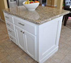Starter home to Dream home: The Kitchen Island Reveal
