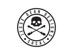 Jesse Dean Designs Vector Logo - COMMERCIAL LOGOS - Design : LogoWik.com