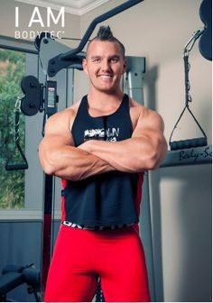 The IAMBODYTEC candidate for this month is owner Juan Coetzee (BODYTEC Ruimsig). Juan has a passion for Bodybuilding and believes that you constantly need to push and reassess yourself if you want to see results. #Iambodytec #fitness #ruimsig #bodybuilding #motivation #inspire #fitgoals #weights #biceps #arms #muscle #owner #fitgoals #fitbody #ems #strengthtraining #bodytec. www.bodytec.co.za Bodybuilding Motivation, Strength Training, Biceps, Weights, Fitness Goals, Ems, Muscle, Sporty, Inspire