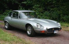 Jaguar E-Type,1972 (V12)