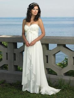 Cheap bohemian wedding dress, Buy Quality bridal gown directly from China beach bridal gown Suppliers: Elegant Sweetheart Simple Bohemian Wedding Dresses 2017 Chiffon Boho Beach Bridal Gowns hochzeitskleid vestido de noiva Custom Wedding Dresses 2014, Bridesmaid Dresses, Reception Dresses, Prom Dresses, Evening Dresses, Dresses 2013, Dress Prom, Empire Wedding Dresses, Flowy Wedding Dresses