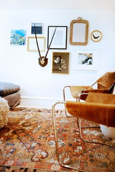 Before and After: A Raw Seattle Basement Becomes a Calming Retreat via @domainehome